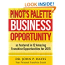 Pinot's Palette Business Opportunity: As featured in 12 Amazing Franchise Opportunities (Franchise Business Ideas Book 7)