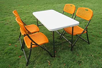 garden table and chair sets india. \u0027amaze\u0026quot; folding hotel restaurant garden farm house cafeteria food parlor catering furniture dining table and chair sets india