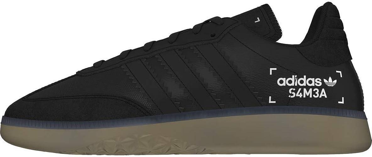 adidas Samba Rm Herren Sneaker Schwarz