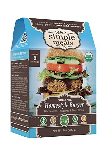 kims-simple-meals-vegetarian-hamburger-mix-organic-gluten-free-vegan-non-gmo-kosher-8-oz-box-pack-of