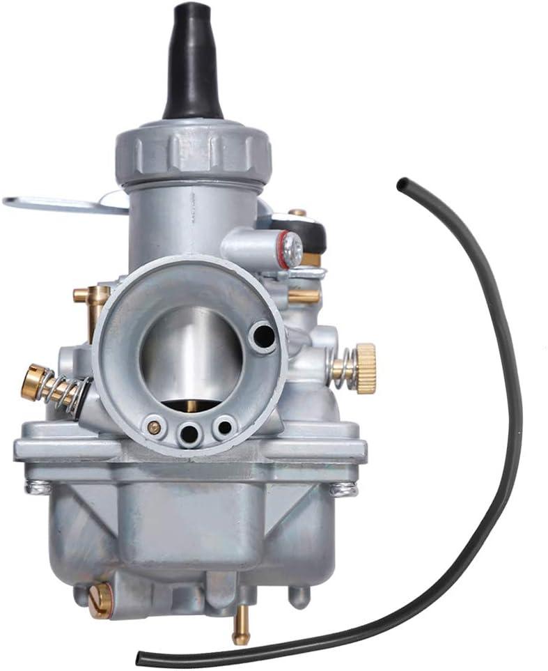 Zreneyfex Carburetor for Mikuni Round Slide VM Series 22mm VM22-133 1002-0048