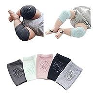 ZJY Summer knee environmental dispensing baby kneepads leg warmers 5 Pairs