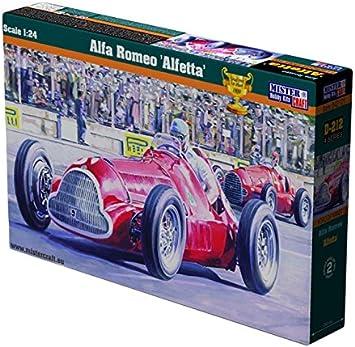 MisterCraft D de 222 – Maqueta de Alfa Romeo Alfetta: Amazon.es ...