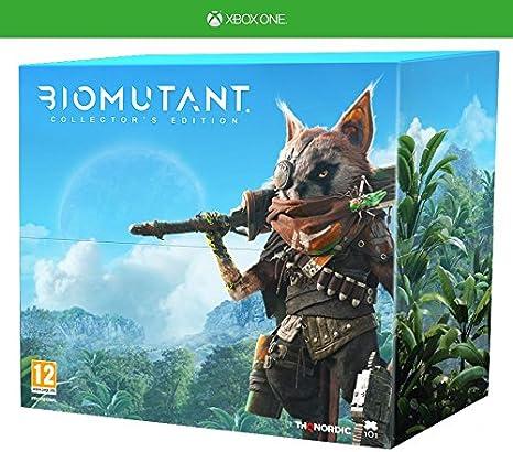 Biomutant Collector´s Edition - Xbox One: Amazon.es: Videojuegos