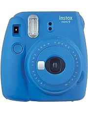 Fujifilm Instax Mini 9 Kamera, kobalt blau