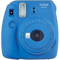 Instax Mini 9 Camera Cobalt Blue