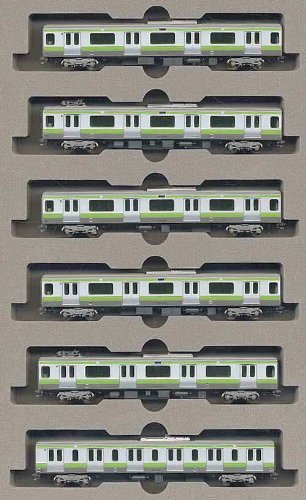 Series E231-500 (Yamanote Line Farbe) (Add-On 6-Car Set) (Model Train)