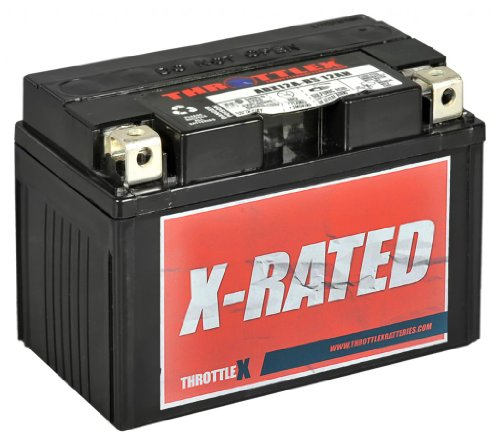 12A A Motorcycle Battery - 9