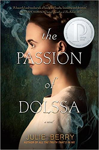 cover of the passion of dolssa