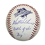 Matt Williams San Francisco Giants Autographed 1989 World Series Signed Baseball BATTLE OF THE BAY TRISTAR COA