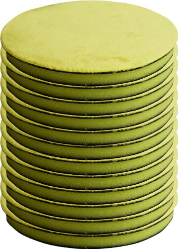 Nanoskin (MB-PPD5-12) Microbuff 5'' Polishing Pad, (Pack of 12)