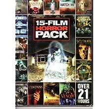 15 Film Horror Pack (2012)
