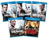 The Die Hard 1-5 Collection [Blu-ray] by 20th Century Fox Home Entertainment