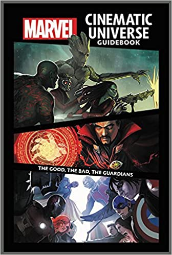 Amazon com: Marvel Cinematic Universe Guidebook: The Good, The Bad