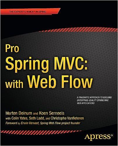 Spring Web Flow Ebook