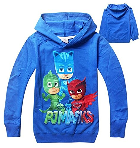 PJ Masks Lightweight Toddler Hoodie / Pullover - Blue
