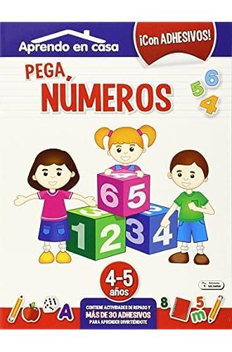 Pega Números. 4