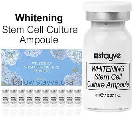 Stayve Whitening Stem Cell Culture Ampoule Serum