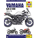 Haynes Manuals Manual Yamaha Fz6r M5889