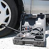 Diectsale CAR AIR Tire Pump COMPRESSOR Heavy Duty Portable Inflator Auto LED LIGHT 12V