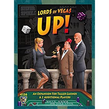 Lords of Vegas UP Board Game