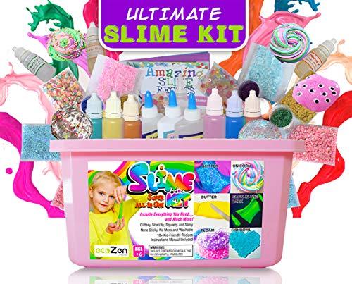 ecoZen Lifestyle Ultimate Slime Kit - Perfect Unicorn
