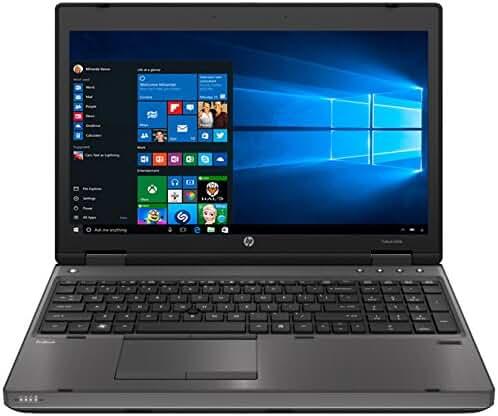 HP ProBook 6565b LAPTOP AMD QUAD 1.60GHz - 3GB DDR3 - 120GB SATA HDD- DVD Player - 15.6