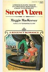 SWEET VIXEN Mass Market Paperback