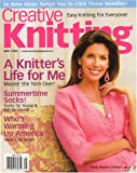 Creative Knitting, May 2008 Issue