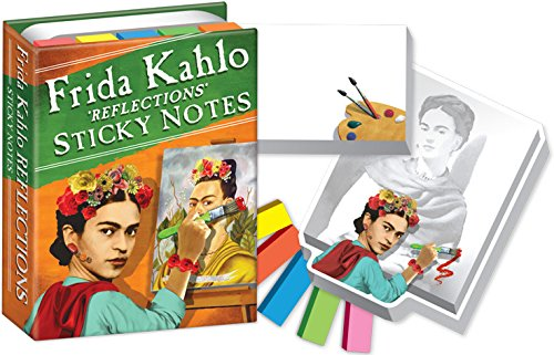 Frida Kahlo Reflections Sticky Notes Booklet