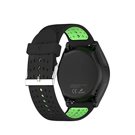 Amazon.com: Festnight Multi-Functional V9 Smart Watch BT ...