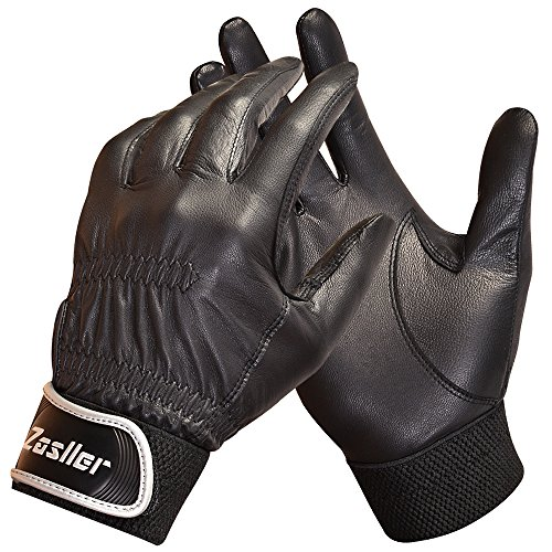 本当に道徳教育割り当てるZasller(ザスラー) 羊革手袋 レスキュー 消防 薄手 ソフトシープ グローブ ExSoft-Glove ZFG-15 ブラック