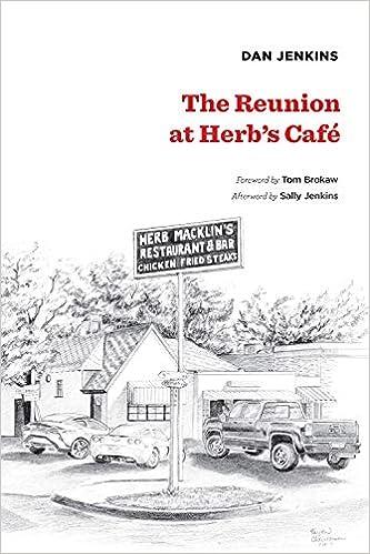 Amazon Com The Reunion At Herb S Cafe 9780875657271 Jenkins Dan Books