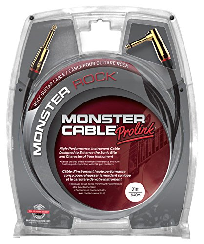 Monster ROCK2 21A Rock Instrument Cable product image