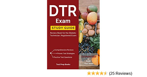 amazon com dtr exam study guide review book for the dietetic rh amazon com Bicep DTR DTR Neuro Exam