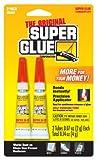 Super Glue Super Glue SGM22J-12 2-Gram Tubes, 24-Pack(Pack of 24)