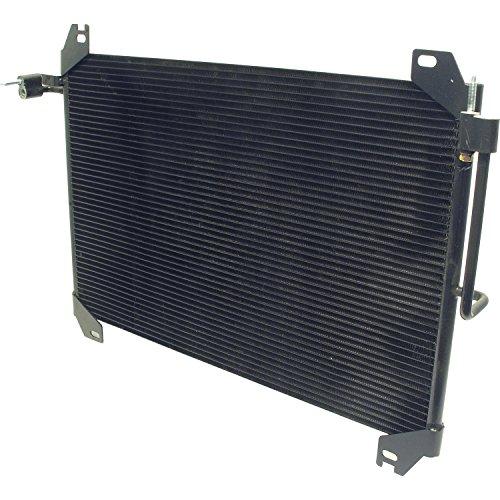 2005 chevy trailblazer condenser - 7
