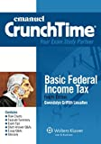img - for Crunchtime: Basic Federal Income Tax, Fourth Edition (The Crunchtime Series) book / textbook / text book