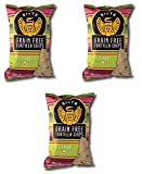 Siete Lime Grain Free Tortilla Chips, 5 oz bags, 3-Pack