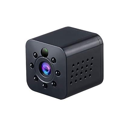 Espía Cámara Oculta, 1080P Grabadora Inalámbrica Wi-Fi De Cámara IP Encubierta De Vigilancia