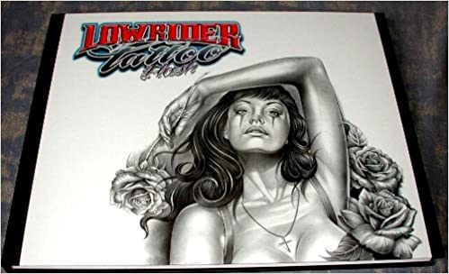 Lowrider Tattoo Flash Book