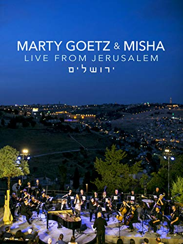 Marty Goetz & Misha: LIVE from - Marty The Movie