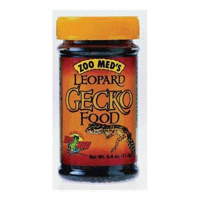 Leopard Gecko Food [Set of 2] (Leopard Gecko Pets)