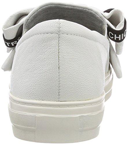 Sneaker Di Moda In Pelle Marrone Onosha Delle Nove Donne Occidentali