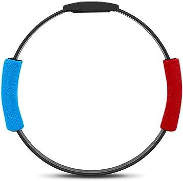 Goolsky Compatible con Nintend Switch Joy-con Ring Fit Adventure Game Correa de Pierna Elástica Ajustable Sport Band Ring-con Grips Leg (El Producto no Contiene Juegos): Amazon.es: Juguetes y juegos