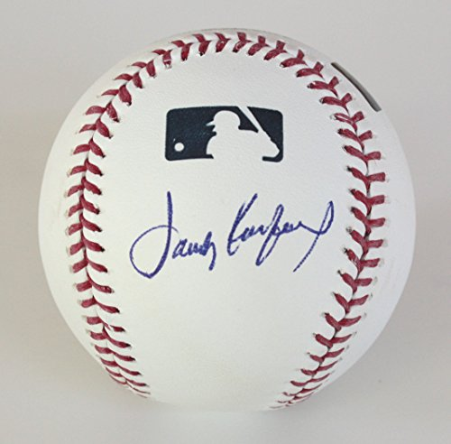 Sandy Koufax Los Angeles Dodgers Autographed Rawlings Official Major League Baseball COA by Sports-Autographs