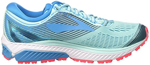 Running 1b462 Turquoise Pink Shoes Women's Ghost Blue Mint 10 Brooks OwXtzqn