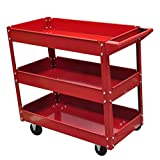 SKB Family Workshop Tool Trolley 220 lbs. Heavy Duty Storage Rolling Cart