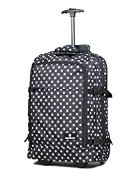 Members Essential On-board Backpack on Wheels Size 55 X 40 X 20cm