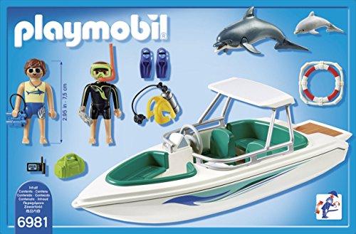 Review PLAYMOBIL® 6981 Diving Trip